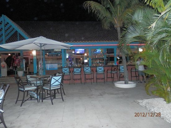 Caribbean Palm Village Resort: Scabeche Restaurant