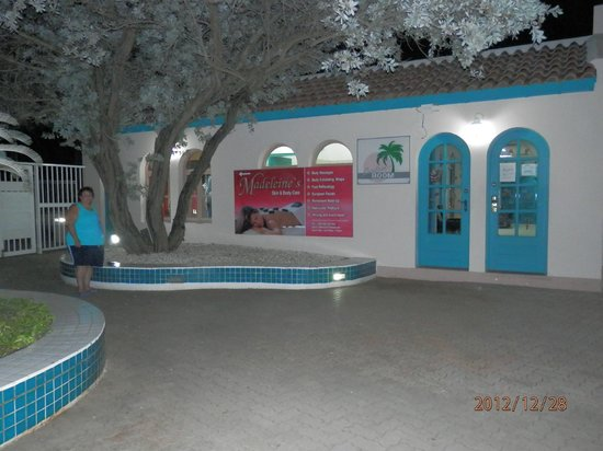 Caribbean Palm Village Resort: Marilyn's Spa