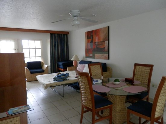 Caribbean Palm Village Resort: Dining Area