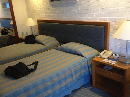 Rio Othon Palace Hotel: camas