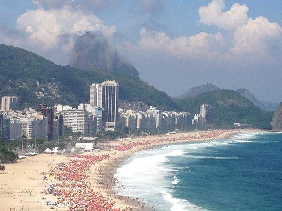 Rio Othon Palace Hotel: copa