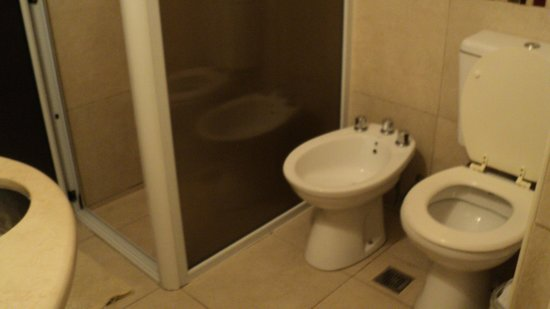 Ale'x Hotel: Muy limpio