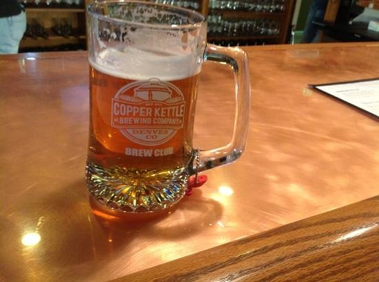 Copper Kettle Brewing Co:                   Cheers!!