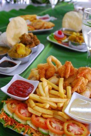 Seafood Platter @ The New Nadi Farmers Club