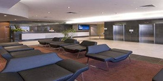 BEST WESTERN Atlantis Hotel: Lobby