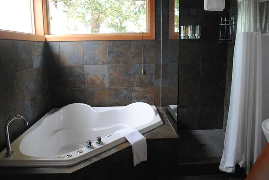 The Cabins at Terrace Beach: bathroom