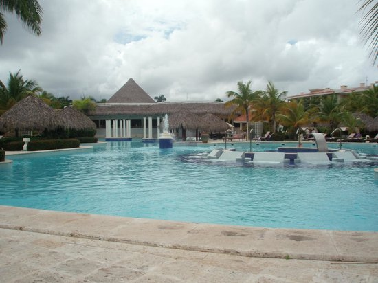 The Reserve at Paradisus Punta Cana:                                                       The Reserve Pool