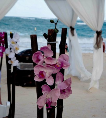 The Reserve at Paradisus Punta Cana:                                                       Chill Out Chic decorations