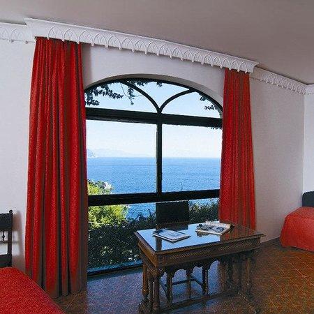 Il Saraceno Grand Hotel: Standard Double Room