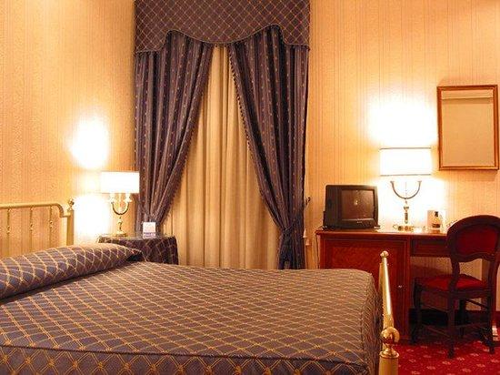 Leonardi Sistina Hotel: Guest Room