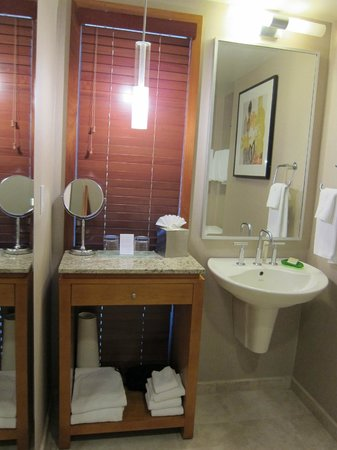Bathroom Vanity Picture Of Hyatt Regency Aruba Resort And Casino - Bathroom vanities palm beach