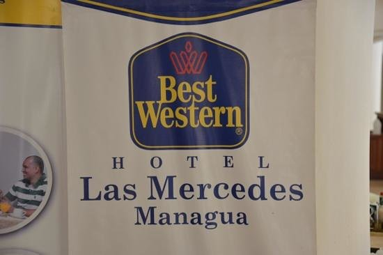BEST WESTERN Las Mercedes:                   BW