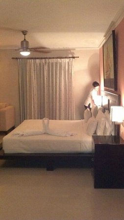 The MT Hotel : Great rooms!