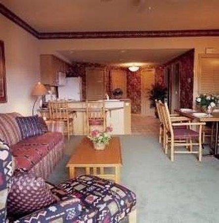 ويندهام برانسون آت ذا ميدوز: Guest Room