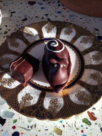 Patisserie Vero Beach: Chocolate mouse anyone?