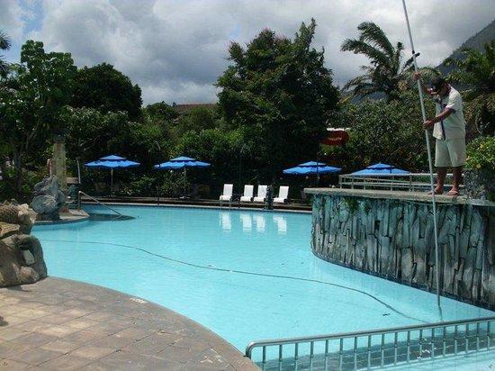 The Pool of Klub Bunga