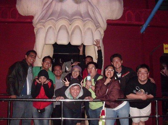 Batu, Indonesia: Galery Rumah Hantu