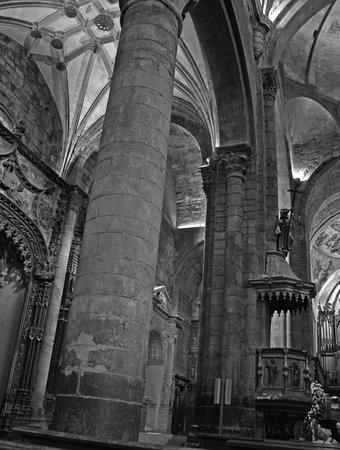 Catedral de Jaca:                   Interior