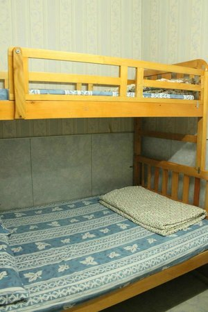 Dragon Hostel:                   Triple room
