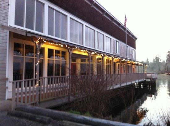 Inn at Skamokawa Landing: unique place to stay