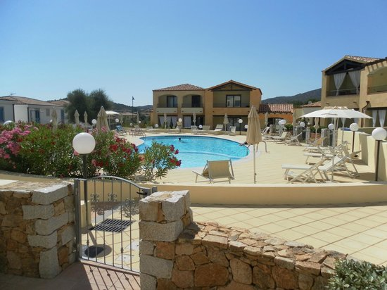 Villaggio Turchese :                   View from our apartment