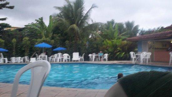 Boulevard da Praia Hotel : Pileta 2