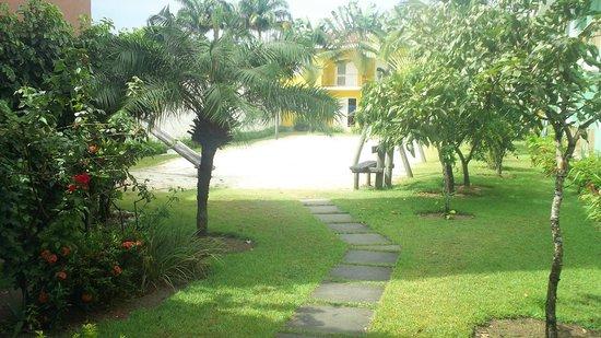Boulevard da Praia Hotel: Cancha de voley