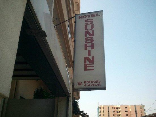 Hotel Sunshine: Hotel