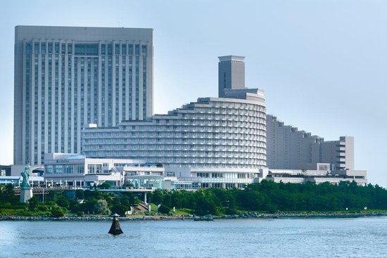Hilton Tokyo Odaiba: ホテル外観