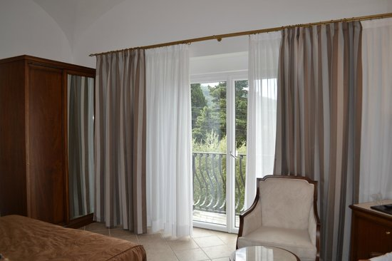 Hotel Villa Ceselle: Our friend's room