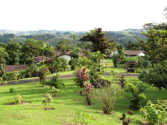 Villa Blanca Cloud Forest Hotel and Nature Reserve: The views are what you come for