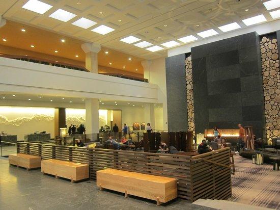Reception Area Picture Of Hyatt Regency Minneapolis
