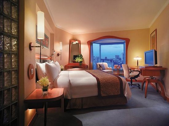 Shangri-La Hotel, Singapore: Tower Wing Deluxe Room