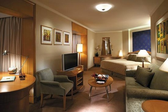 Shangri-La Hotel, Singapore: Horizon Club Executive Room