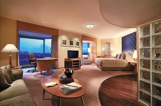 โรงแรมแชงกรี-ล่า: Horizon Club Premier Room
