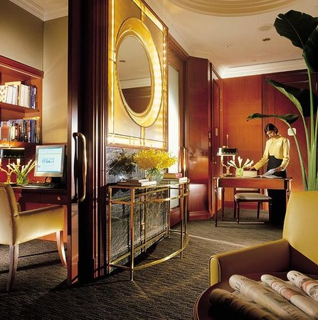 Shangri-La Hotel, Singapore: Valley Wing Business Centre