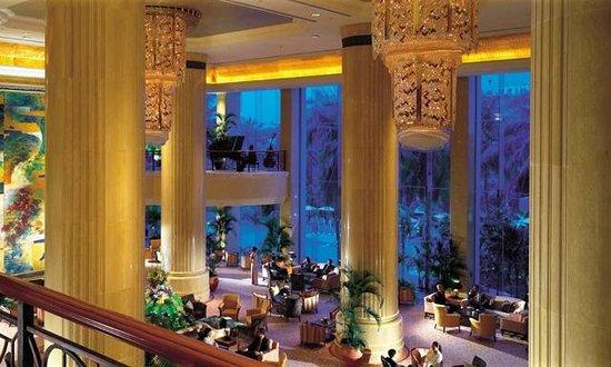 Shangri-La Hotel, Singapore: Lobby Court