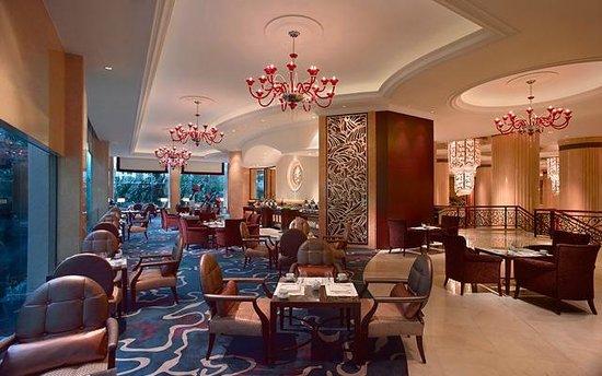 Shangri-La Hotel, Singapore: Rose Veranda