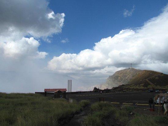 Daktours: volcán Masaya