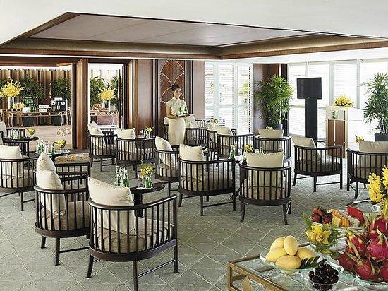 Shangri-La Hotel, Singapore: Garden Terrace - Seminar set-up