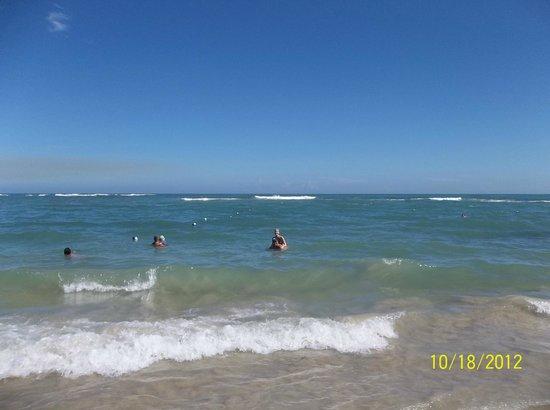 Iberostar Costa Dorada: Méga belle plage !