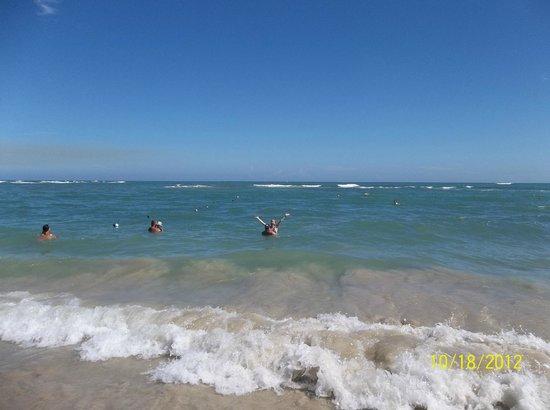 Iberostar Costa Dorada: Emmenez vous quelque chose qui flotte! Un sapghetti de piscine par exemple, ou autres !
