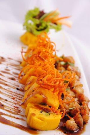 Restaurante Entre Pisco y Nazca: Causa Maki