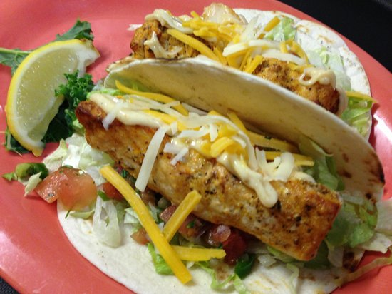 Fresh fish tacos! - Foto di The Pub Waterfront Restaurant & Lounge ...