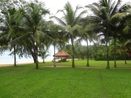 Club Med Cherating Beach: la nature au sens vrai
