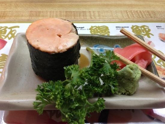 Aji Ichi Japanese Restaurant: Ankimo