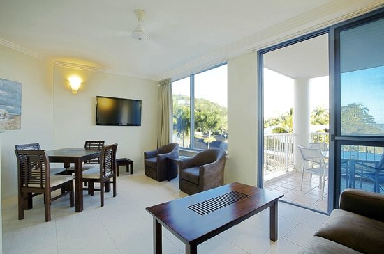 at Whitsunday Vista Resort: 1 Bedroom Apartment