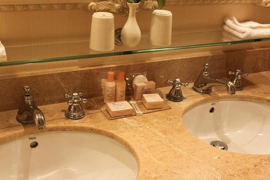 Disneyland Hotel: cheap quality amenities