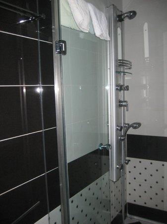 أثينز دياموند هومتل:                   Bathroom                 