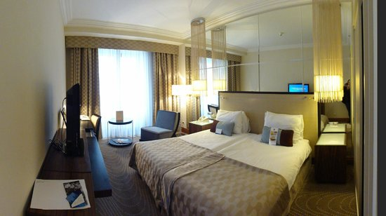 Radisson Blu Alcron Hotel, Prague: room